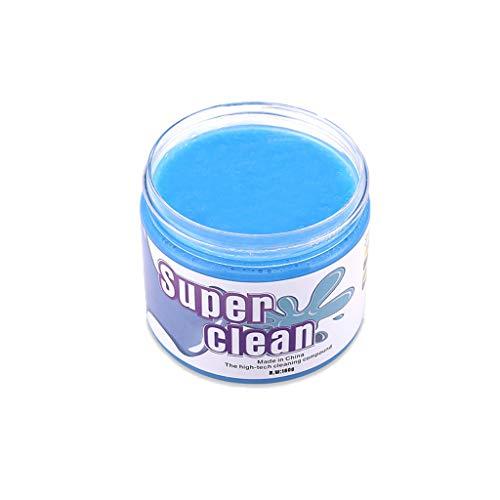 siwetg 160 g auto schoonmaken lijm slijm auto-cup houders Sticky gelei gel samengestelde stofwisser