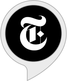 new york times alexa skill