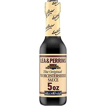 Lea & Perrins The Original Worcestershire Sauce  5 fl oz Bottle