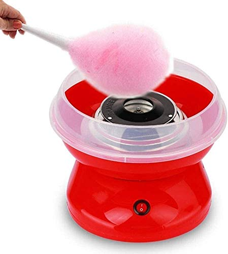 WJHCDDA Azucar para Maquina de Algodon Dulces Caramelo de algodón de la máquina de los Azúcar Floss Hecho en casa Fabricante de malvavisco Máquina for Fiestas de cumpleaños y Celebraciones