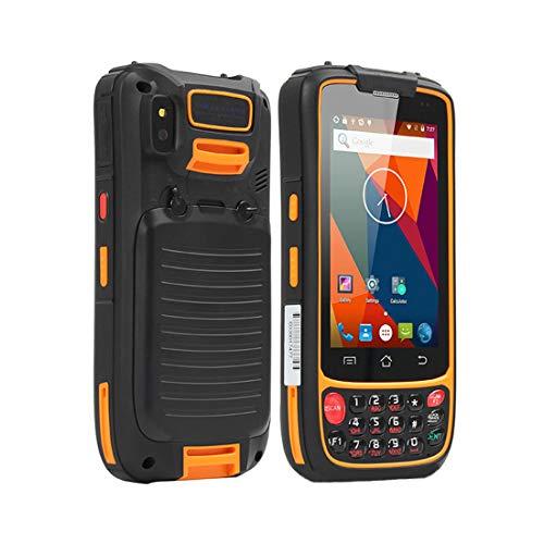 LLC- POWER Android 5.1 OS Portable POS Terminal avec 4,0 Pouces IPS écran Tactile, 2D Laser Barcode Scanner avec collecteur de données, pour la Livraison et la Gestion des entrepôts