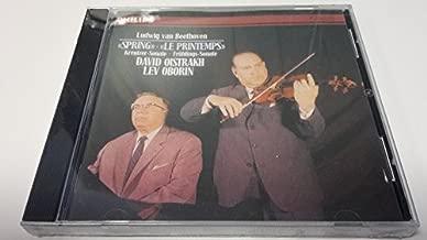 Beethoven: Spring & Kreutzer Violin Sonatas Nos. 5 & 9, Opp. 24,47