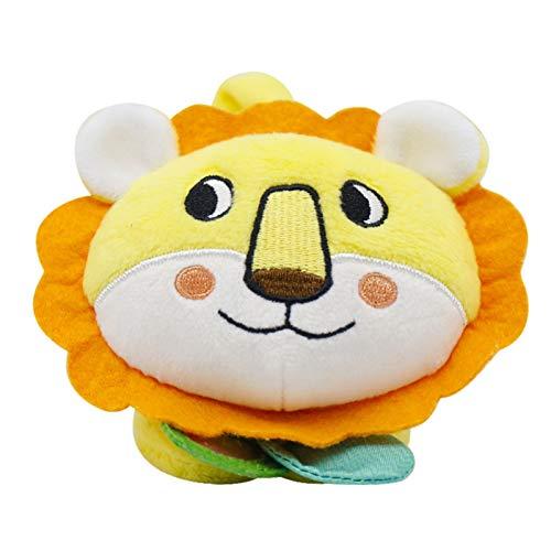 YOUPOU Creativo Lindo Animal muñeca mordedor Caja de música Campana Hamaca Campana Tres Estilos (muñeca de Caja de música de león, muñeca de Caja de música de Koala, muñeca de Caja de música de Mono)