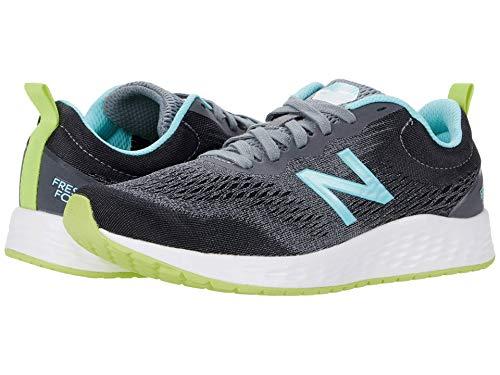 New Balance Fresh Foam Arishi V3 - Zapatillas de running para mujer, negro (Negro/Limón), 39.5 EU