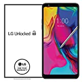 LG Stylo 5 Factory Unlocked Phone - 6.2' Screen - 32GB - Black (U.S. Warranty)