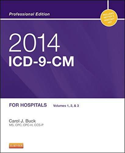 2014 ICD-9-CM for Hospitals, Volumes 1, 2 and 3 Professional Edition - E-Book (Saunders Icd 9 Cm) (English Edition)