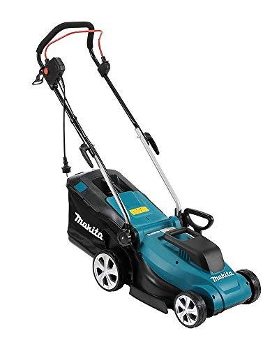 Makita ELM3320X Electric Lawnmower, 240 V, Blue