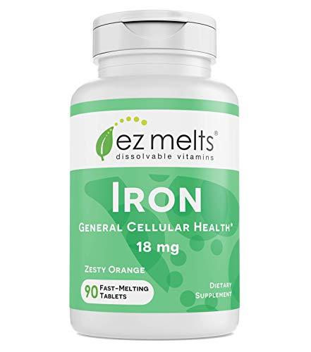 EZ Melts Iron as Elemental...
