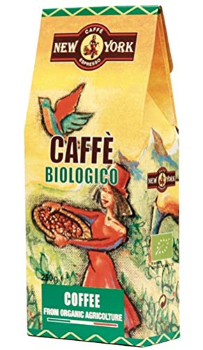 New York Caffe Biologico 1kg Bohne - Fairtrade