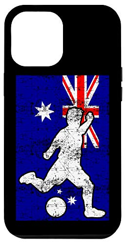 iPhone 12 Pro Max Australia Soccer Jersey - Australian Flag   Football Futbol Case