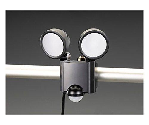 エスコ(ESCO) AC100V/ 16W LEDセンサーライト 62-9161-23