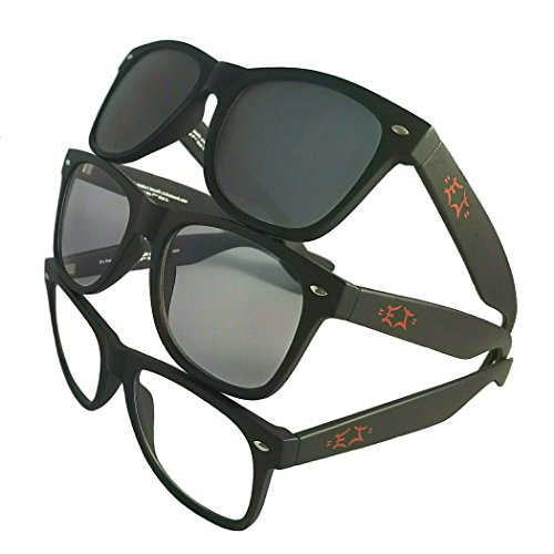 Classic Photochromic Moto Glasses
