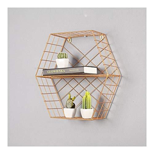 estantería hexagonal fabricante JYXSHELFA