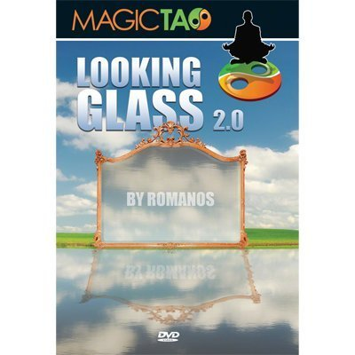 Murphy's Looking Glass 2.0 (2 Gimmicks Included) by Romanos and Magic Tao - DVD