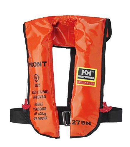 Helly Hansen Workwear Schwimmweste Echo 275N 78857 Doppelkammer aufblasbar, 34-078857-290
