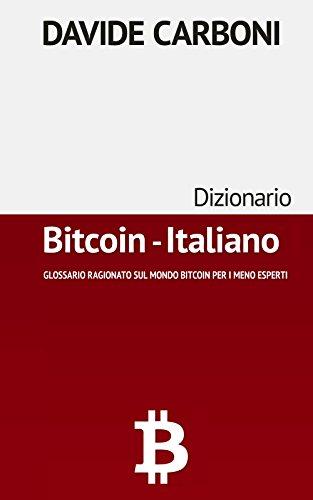 bitcoin dizionario)