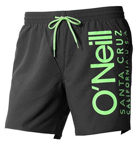 O'Neill Herren Boardshorts PM Original Cali, Grau, L, 0A3230