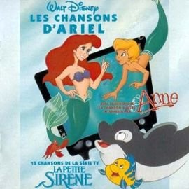 Les chansons d'Ariel - le petite sirene