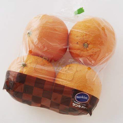 サンキスト ピンキー(カラカラ)オレンジ 4P 4個