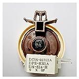 ZRNG Sensore di Livello dell'Acqua di Ricambio DC96-01703A Adatta per Samsung WF1600WCW WF1702WCS Drum Lavatrice Tamburo Interruttore del sensore del Livello dell'Acqua