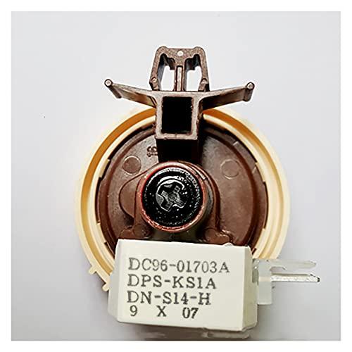 ZRNG Sensor de Nivel de Agua de Repuesto DC96-01703A Ajuste para Samsung WF1600WCW WF1702WCS Lavadora de Tambor Nivel de Agua Sensor Interruptor