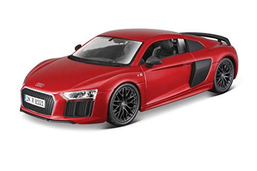 Maisto 1: 24 Assembly Line Audi R8 V10 Plus (Colors May Vary) (39510)