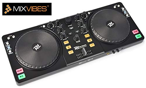 Power Dynamics–pdc-10Controller Midi incl Mixvibes 172835
