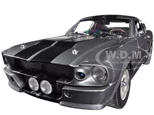 META_AOT 1967 Ford Mustang Custom Eleanor Gone in 60 Seconds 1/18 Greenlight 12909