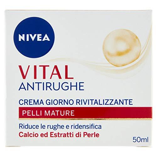 NIVEA Jour Revitalisante Vital 50 Ml.86600 Crèmes Pour Le Visage Et Des Masques