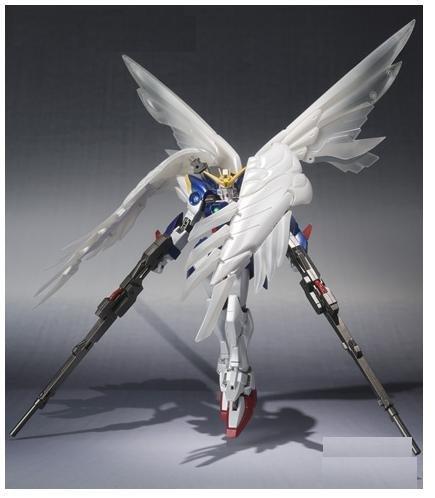 Soul Nation 2012 limited ROBOT SPIRITS <SIDE MS> Wing Gundam Zero (EW version) Pearl Court ver. (japan import)