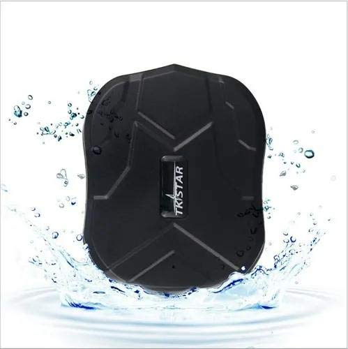 GPS Tracker Waterproof Real Time Vehicle GPS Locator Hidden Anti Theft Alarm...