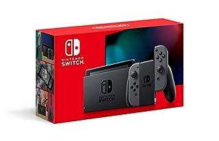 Nintendo Switch with Gray Joy-Con - HAC-001(-01)