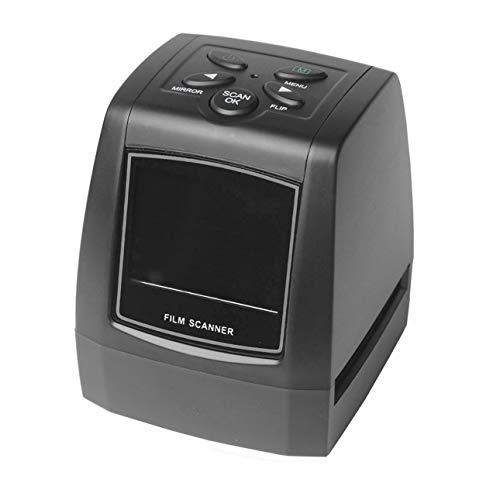 Escáner fotográfico fotográfico de Alta resolución de Alta resolución y resolución rápida de 35 mm/135 mm Escáner de película Digital USB Convertidor de 2.36