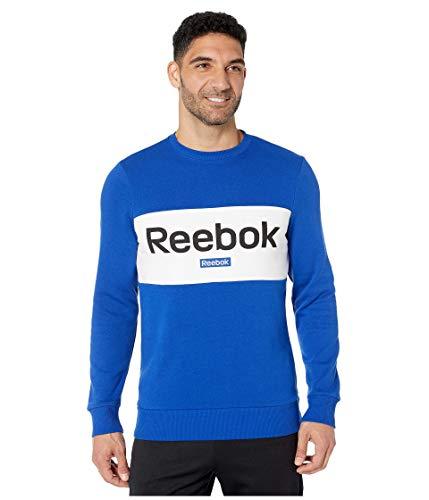 Reebok Training Essentails Big Logo Crew