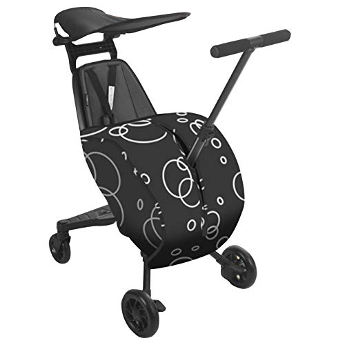 luning Baby Stroller Wind Cover, Waterproof Warm Coldproof Travel Weather Shield, Waterproof Wind Rain Weather Shield Protector for Baby Stroller