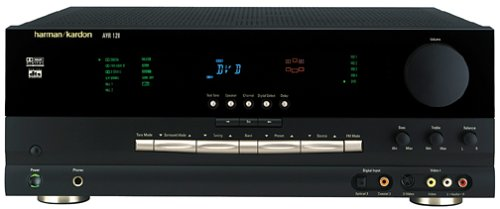 Harman Kardon AVR120 Audio/Video Receiver (Discontinued by Manufacturer)