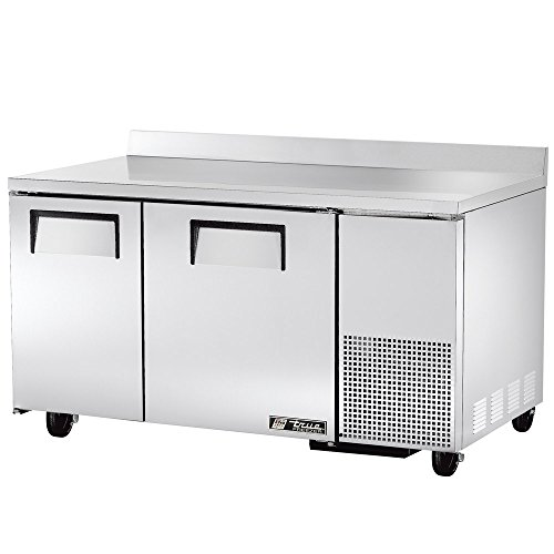 True Refrigeration TWT-60-32F 60-in Work Top Freezer w/ Solid Door, Heavy Duty, All Stainless, Each