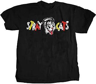 ストレイ キャッツ Tシャツ Stray Cats ロゴ 正規品 ロックTシャツ関連
