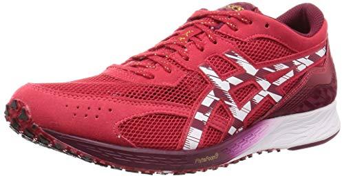 ASICS 1011A711-600_45, Zapatillas de Running Hombre, Rojo, EU