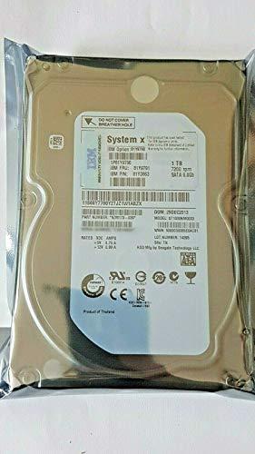 1 TB SATA IBM System X ST1000NM0033 TK PN 9ZM173-039 7200RPM 3.5