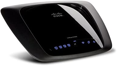 Cisco Linksys Refurbished E1000 Wireless-N Router