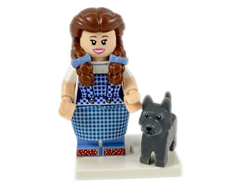LEGO Movie 2 Minifigur 71023 (#16 Dorothy Gale & Toto)
