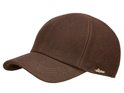 Wigens -  Cappellino da baseball  - Uomo marrone marrone