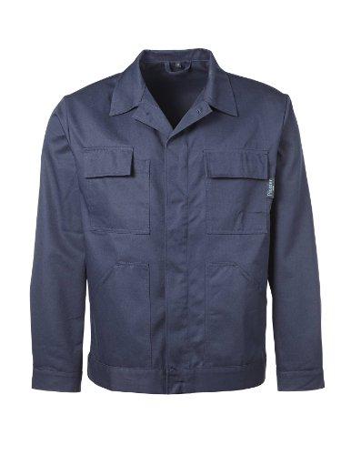 Pionier 9291-L Bundjacke Cotton Pure, Marineblau, Größe: L