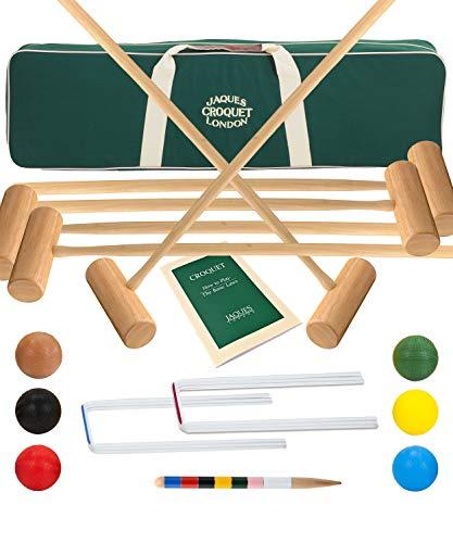Croquet Set - Erwachsene 6 Spieler - Canvas Tasche - Hurstwood