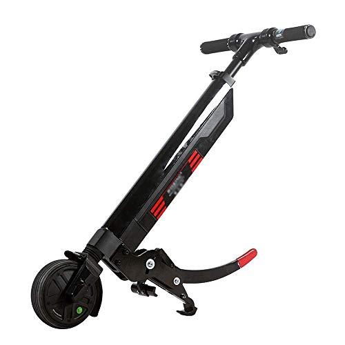 MJY Rollstuhl Faltbare Elektro-Rollstühle, Elektro Steckbare Handcycle Rollstuhl, 36V 300W Rollstuhl-Handbike Mit 6