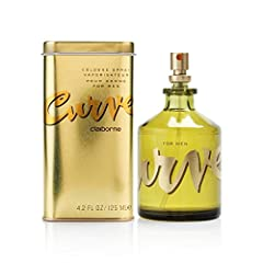 Curve for Men is a perfect signature scent, versatile for day or night. Spicy, woody, and magnetic. Celebrate life's possibilities and the excitement of the unexpected with this exhilarating cologne. Top 3 fragrance notes include lavender, cardamom, ...