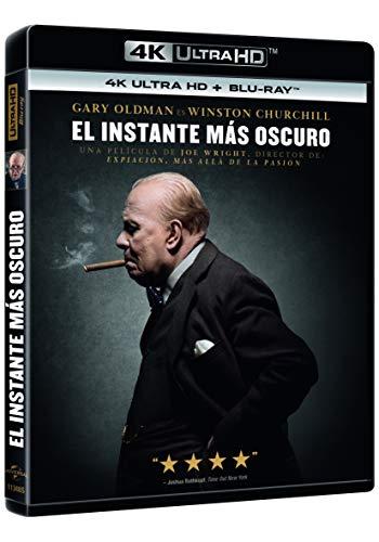 El Instante Más Oscuro (4K UHD + BD) [Blu-ray]