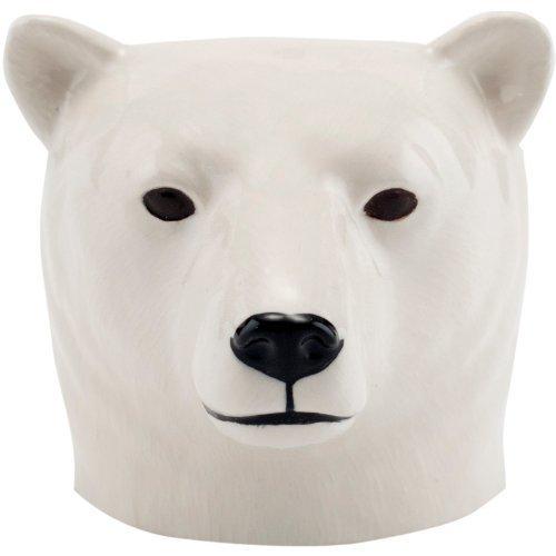 Quail Ceramics Coquetier – Ours Polaire visage