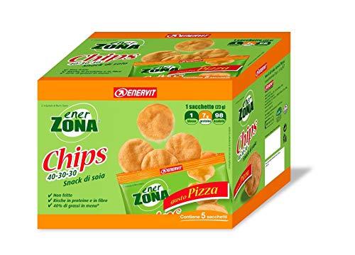 Enerzona Chips gusto pizza 14 confezioni